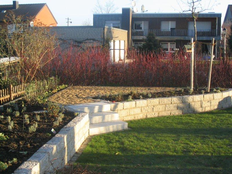 Kleiner garten for Gartengestaltung 150 qm