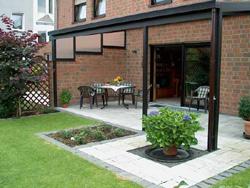 Kleiner Garten amp Reihenhausgarten  Bilder Beispiele