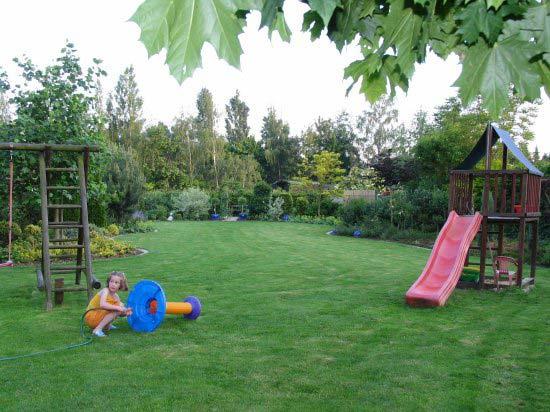 Gartenplanung Pflegeleichter Garten : pflegeleichter Garten, ein Projektbeispiel[R