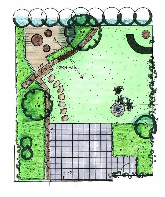 Kleiner garten - Garten neu gestalten ...
