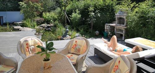 Gartengestaltung schön und pflegeleicht Düsseldorf