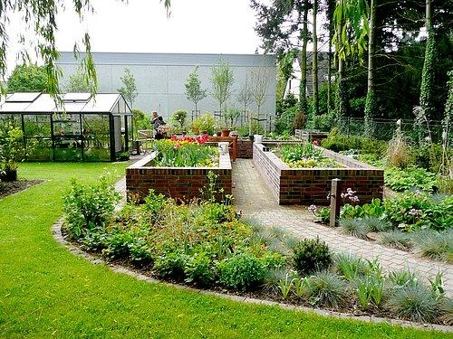Bauerngarten anlegen planung und pflege for Modernen garten anlegen