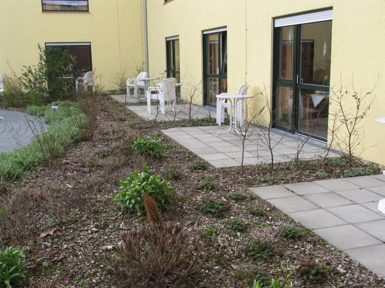 Au enanlagen fertig im fr hling for Gartengestaltung 700 qm