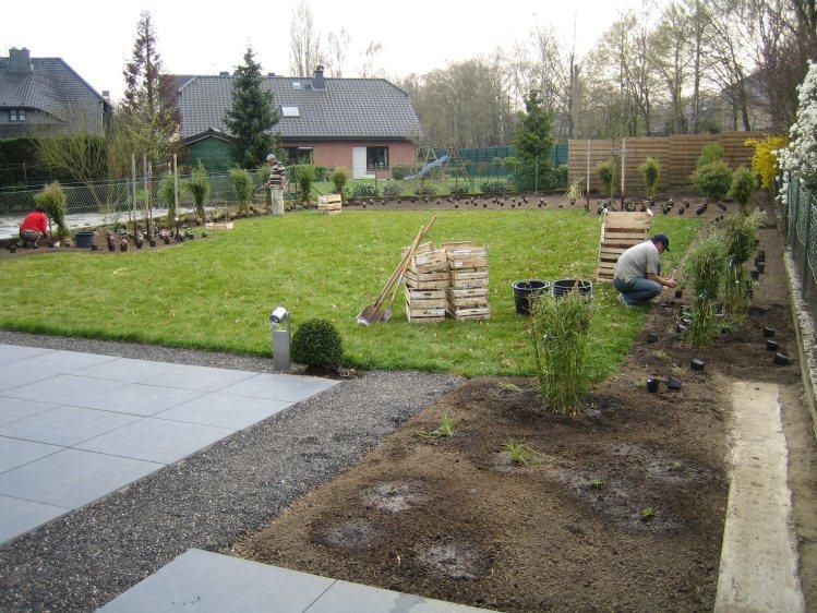 Haus und garten renovieren for Gartengestaltung 500 qm