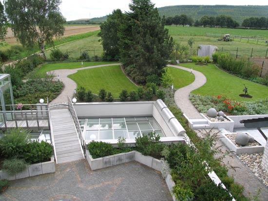 Landschaftsgarten for Gartengestaltung 200 qm