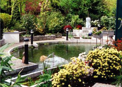 teichbecken – gartenplanung düsseldorf, mönchengladbach, köln, Hause und Garten