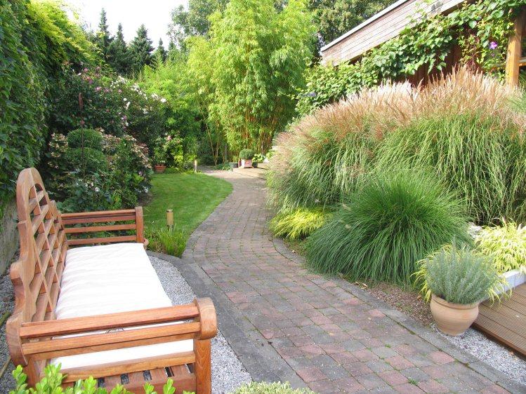 Haus und garten ohne teich for Gartengestaltung 500 qm