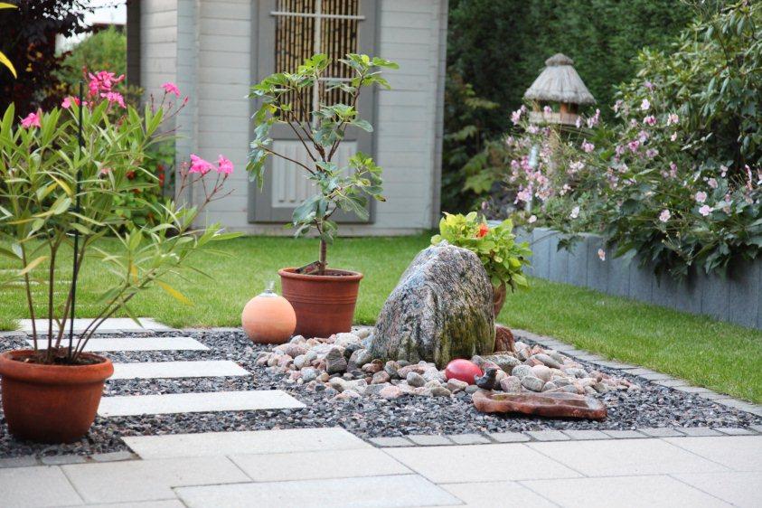 reihenhausgarten gestalten bilder – reimplica, Garten Ideen