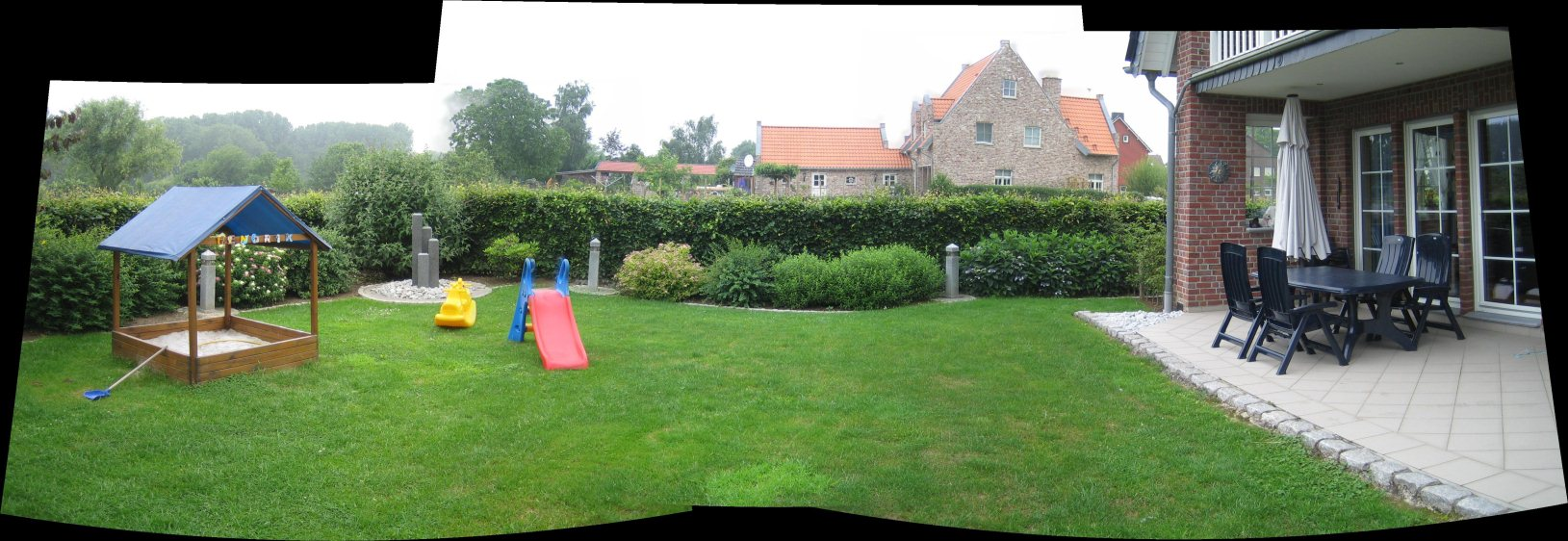 Familiengarten durch moderne gestaltung aufwerten for Gartengestaltung 150 qm