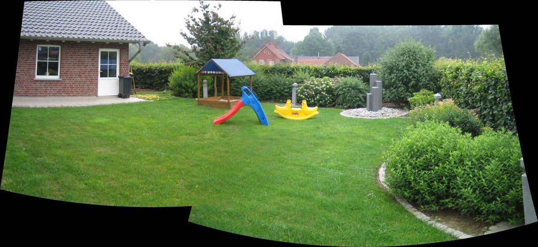 Familiengarten durch moderne gestaltung aufwerten for Kleinen vorgarten pflegeleicht gestalten