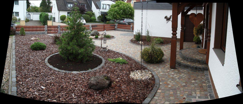 vorgarten gestalten - 41 pflegeleichte und moderne beispiele, Gartenarbeit ideen