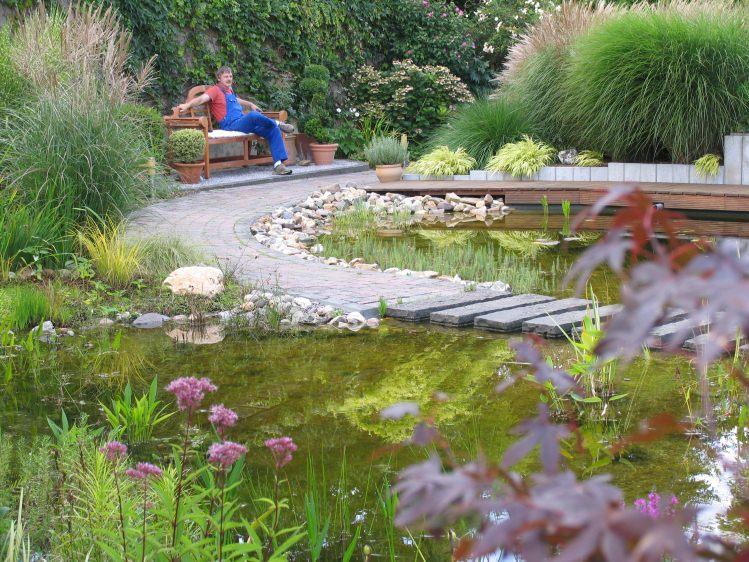 Gartengestaltung schön und pflegeleicht in Düsseldorf
