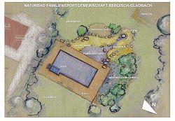 Naturbad Entwurf