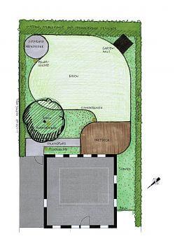 Vorentwurf 2 hinterer Garten