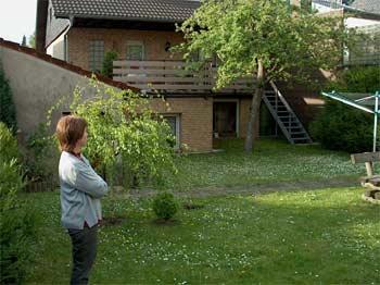 Garten-Planung für einen 160 qm Garten