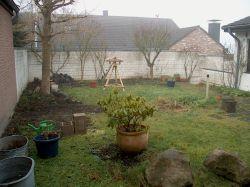 Atriumgarten - ein von Mauern umgebener Garten