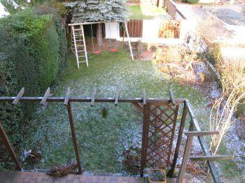 die ursprüngliche Gestaltung bot Platz für neue Gartenideen