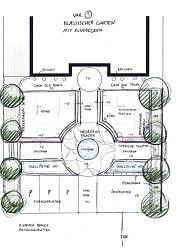 Planung Betonstein Ausstellung Variante 1