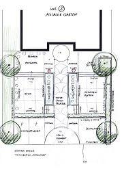 Planung Betonstein udn Naturstein Ausstellung Variante 2