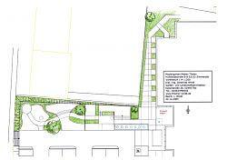 Vorentwurf 1 Gartenausstellung