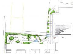 Vorentwurf 2 Gartenausstellung
