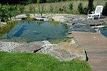 Flachwasser-Bereich