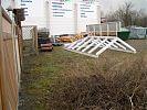 Lagerplatz Baustoffzentrum