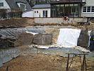 Unterwassermauer Naturstein