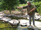 Auswerfen der Wasserpflanzen durch Marcin Gasiorowski