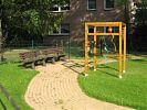 Windspiel im Seniorenpark