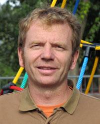 Fachmann für Spielplatzkontrolle Jens Rehfeldt