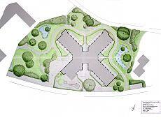 1. Vorentwurf Seniorenpark