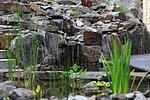 Wasserfall im Felsenhang